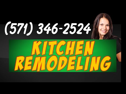 Kitchen Remodeling In Woodbridge VA