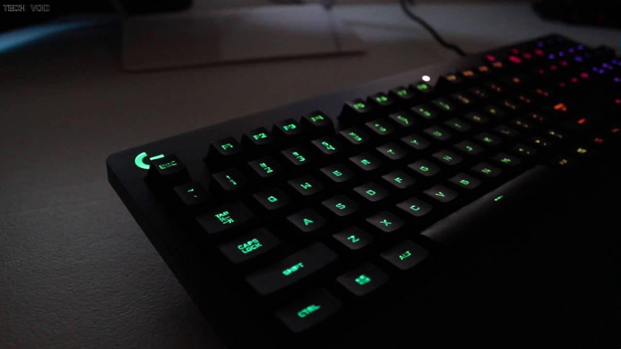 fe34e37ec82 Logitech G213 Prodigy Keyboard Review - YouTube