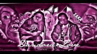 Zaka na Kah ft. Kabee - DANDORA LOVE ( chopped and screwed ) BASS TEST