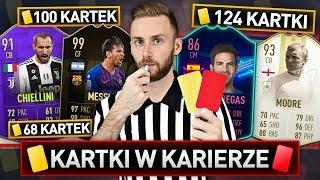 KARTKI W KARIERZE DECYDUJĄ O DRAFCIE! | FIFA 19