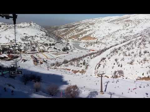 Visita al Hermon - Israel 17-01-2017