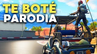 YOU BOTA - PARODIA *FULL VERSION* (Fortnite Battle Royale)