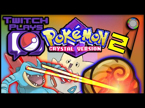 The Complete History of Twitch Plays Pokemon Crystal (pt 2) – Schwam Games