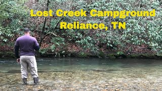 S2. Episode 19 Tennessee Camping @ Lost Creek Camp Ground