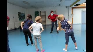 Yoga du rire avec les Enfants