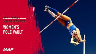 Women's Pole Vault Final | IAAF World Championships London 2017