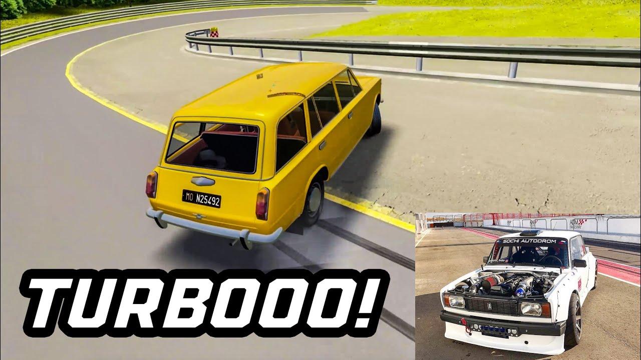 Turbo Žigul! | Gaming boy #AssetoCorsa