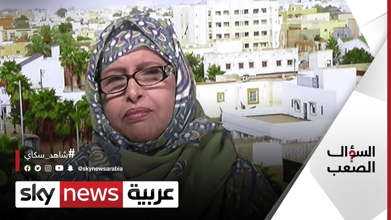 بنت الميداح: الجيش الموريتاني يتدخل في كواليس السياسة  |#السؤال_الصعب  - نشر قبل 2 ساعة