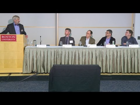 BU Conference on Sustainability Research Session II: Modeling Sustainability