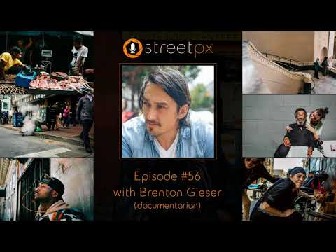 We Are Not Impervious to Hardship - with Documentarian Brenton Gieser