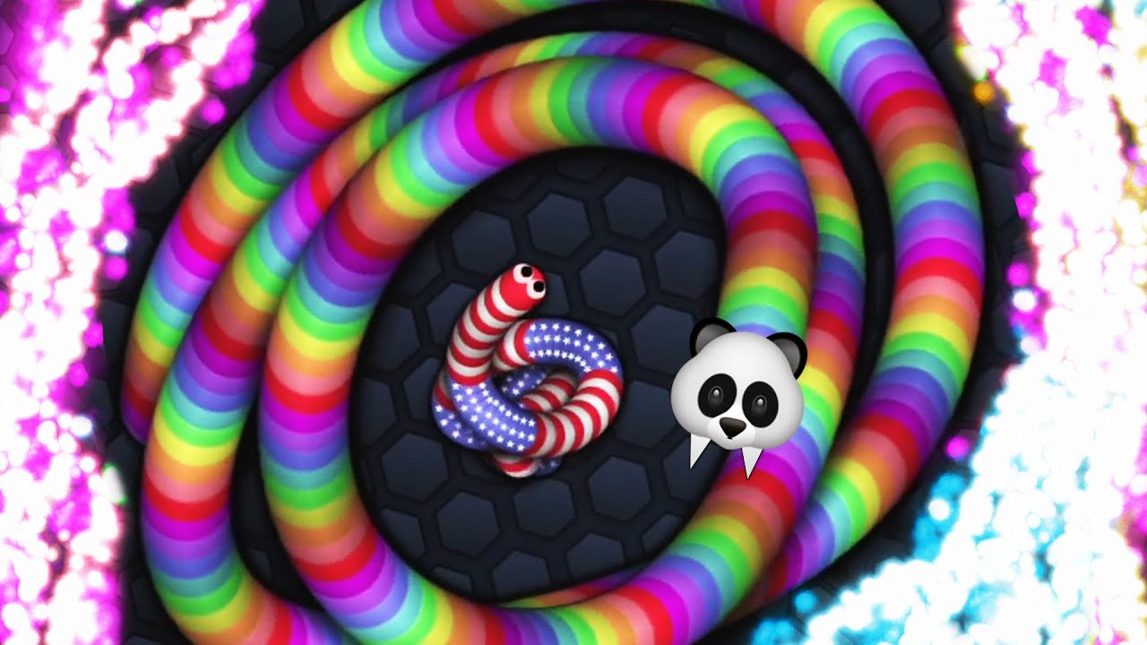 Download MASSIVE SLITHER.IO SNAKE FIGHTS!! (Slither.io)
