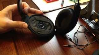 How to Repair or Recable Sennheiser HD 428 Headphones