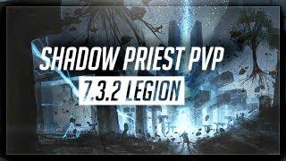 Shadow Priest PvP 7.3.2 - I LOVE DOTS !!!