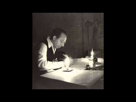 Aaron Copland, In Evening Air