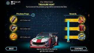 Treasure Hunt All Hidden Places - Part #7 | Gangstar Vegas