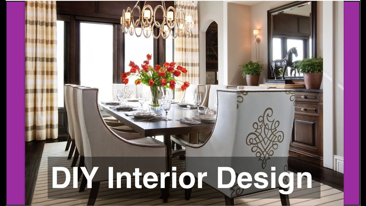 Design By: DIY Interior Design