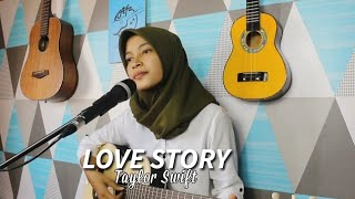 LOVE STORY - TAYLOR SWIFT || Cover Akustik by AFACOVER