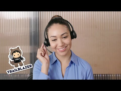Salesforce Personalize Contact Center Experiences for Healthcare Demo