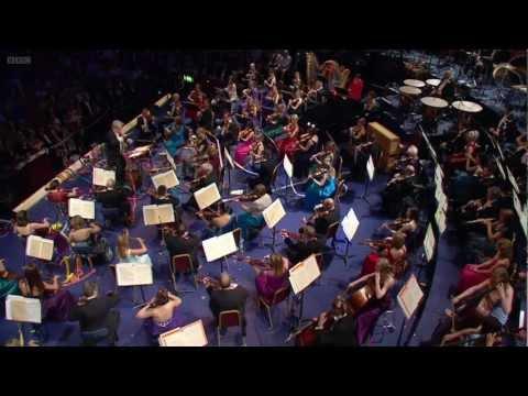 Dvořák - Overture Carnival (Last Night of the Proms 2012)