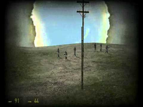Half-life 2 - Mistake of Pythagoras (Part 1) - Walkthrough