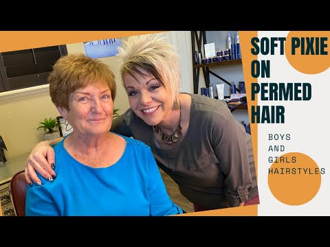 hairstyles-for-older-women-|-soft-pixie-on-permed-hair