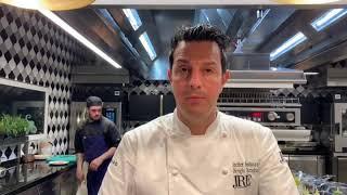 Lo Chef Ossolano Giorgio Bartolucci è entrato nella Jre