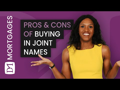 PROS & CONS OF BUYING JOINT PROPERTY EXPLAINED (Joint Tenancy & Tenants in Common)