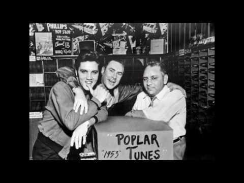 Elvis Presley First Record Store Poplar Tunes Memphis Spa Guy