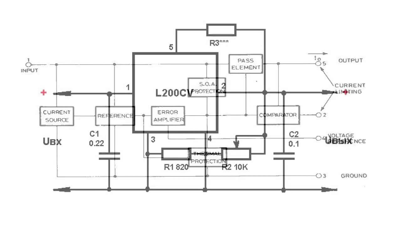 схема зарядное устройство акб bosch