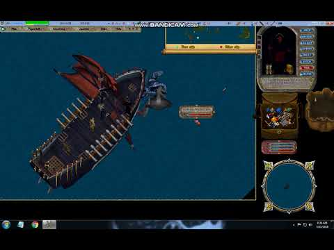 Uo Forever Fishing On The High Seas