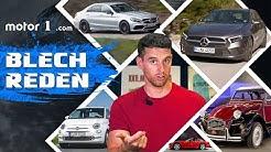 Warum fahren so viele YouTuber Mercedes? VIP-Leasing und günstig leasen | BLECH REDEN