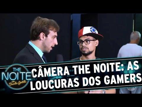 The Noite (06/09/16) - Câmera The Noite: Léo Lins investiga os crimes da BGS 2016