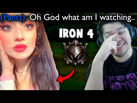 I Hired An E-Girl But I Didn't Realize She Was Iron 4 And I Didn't Know What To Do...