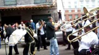 Snooks Eaglin RIP Jazz Funeral Secondline