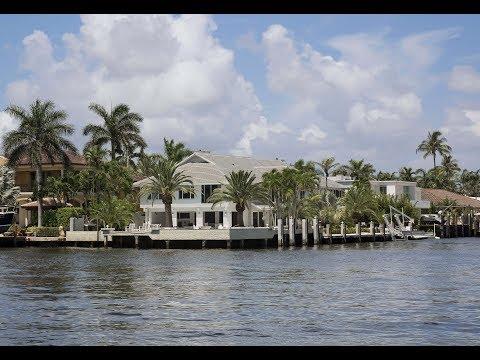 2875 NE 36th Street Fort Lauderdale, Florida - Luxury Waterfront Estate