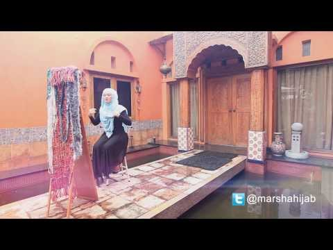 Casual Daily Hijab Tutorial by Marshanda in MARSHA HIJAB