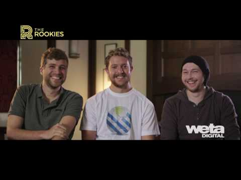 Weta Digital & The Rookies