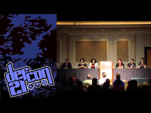 DEF CON 21 - Panel - Ask the EFF The Year in Digital Civil Liberties