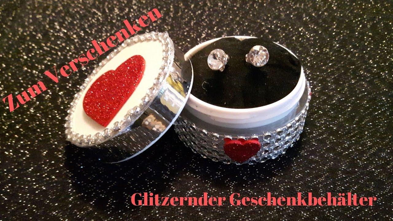 diy geschenkverpackung zum selbermachen für valentinstag