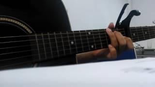 Những bức tranh màu cover guitar
