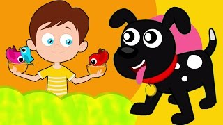 Rimas infantis | Rimas para bebês | He Is A Jolly Good Fellow | Kids & Baby Rhymes | Preschool Song