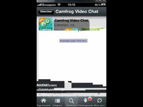 Camfrog Video Chat Pro Sur Iphone 4