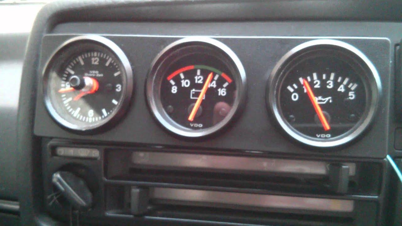 Vdo Fuel Pressure Sender Gauge