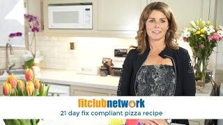 21 Day Fix Meal Plan Recipe For Pizza