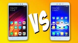 Xiaomi Redmi Note 3 Pro vs Xiaomi Redmi Note 4 - ЧТО ЛУЧШЕ?