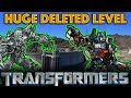 Download Transformers - DELETED Missions & Cutscenes