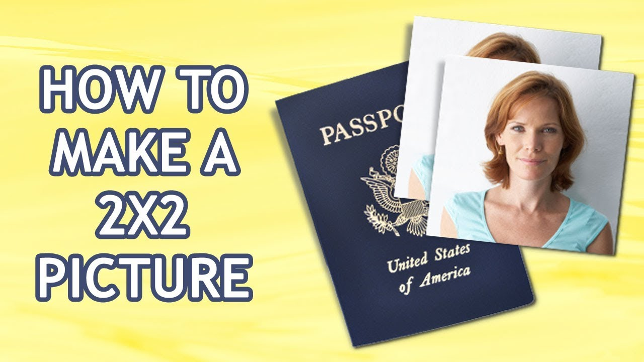 How to Make a 2x2 Photo - Print Perfect ID Photos at Home