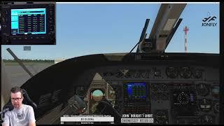 Carenado 690B Turbo Commander - Snak Air FSEconomy Ops