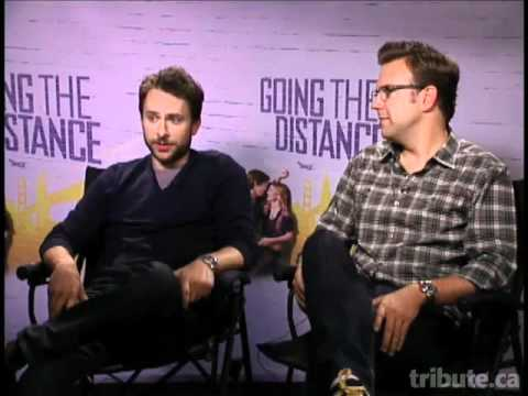 Charlie Day & Jason Sudeikis (Going the Distance) Interview