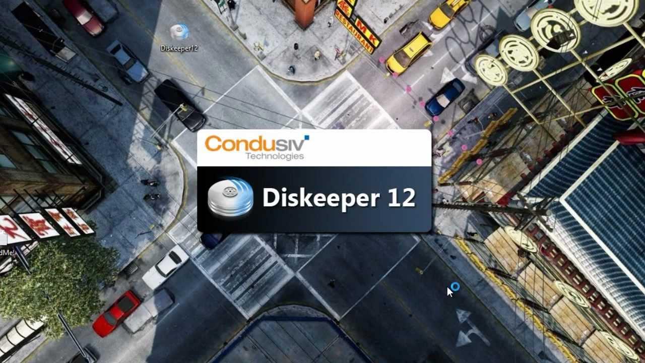 DISKEEPER 2012 TÉLÉCHARGER